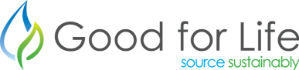 Good for Life | Source Sustainably Logo